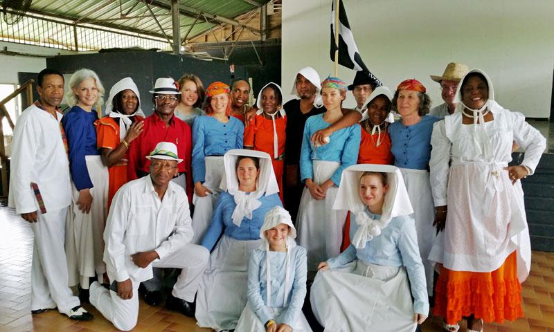 Hevva in Martinique